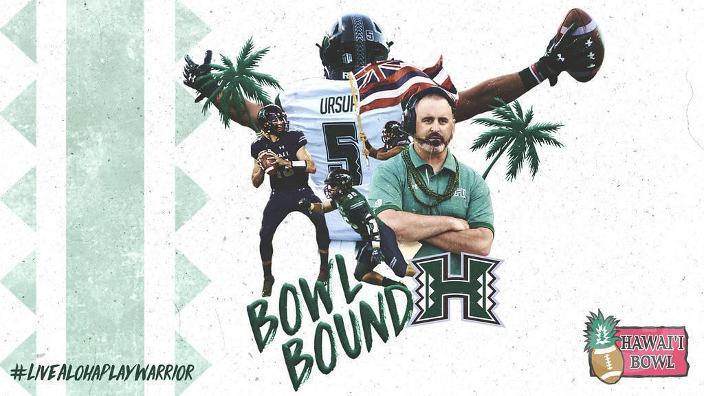 Hawaii Bowl: Buy your tickets now!!! Pack the House